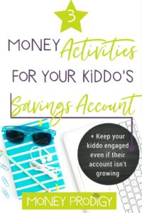Savings accounts for kids tend to collect dust (moreso than money!). But yours doesn't have to using these tips. Check out these 3 money activities you can do with your children, even if their account is particularly growing at the moment. | https://www.moneyprodigy.com/savings-accounts-for-kids-collecting-dust-3-money-activities/