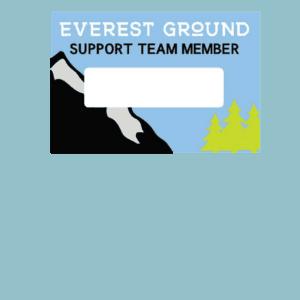 screenshot of Everest Ground Support Team badge