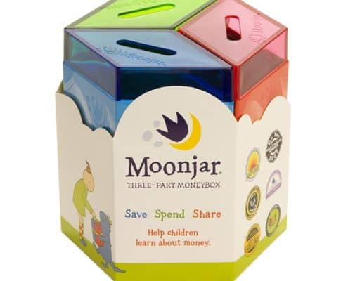 Moonjar Clic Moneybox