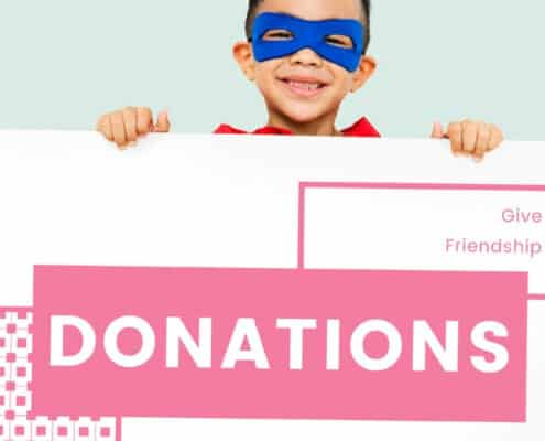 charities for kids to donate to