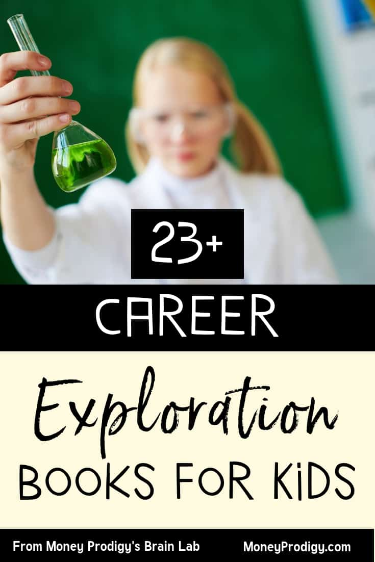 Career exploration for students and my kids! My child has all kinds of crazy ideas about what they want to be when they grow up. We're looking at career exploration in middle school, and I want educational resources for our tween / preteen. As part of career exploration activities for kids, I want our son to read inspiring books for preteens from actual professionals in different fields. I love how this woman breaks it down by ages, and career fields. #booksforkids #careers #kidsbooks