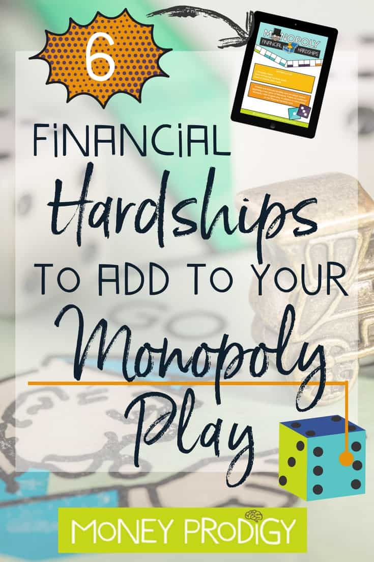 Teach Money Life Skills For Kids With These 6 Monopoly Game Changers
