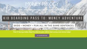 Screenshot of Money Prodigy
